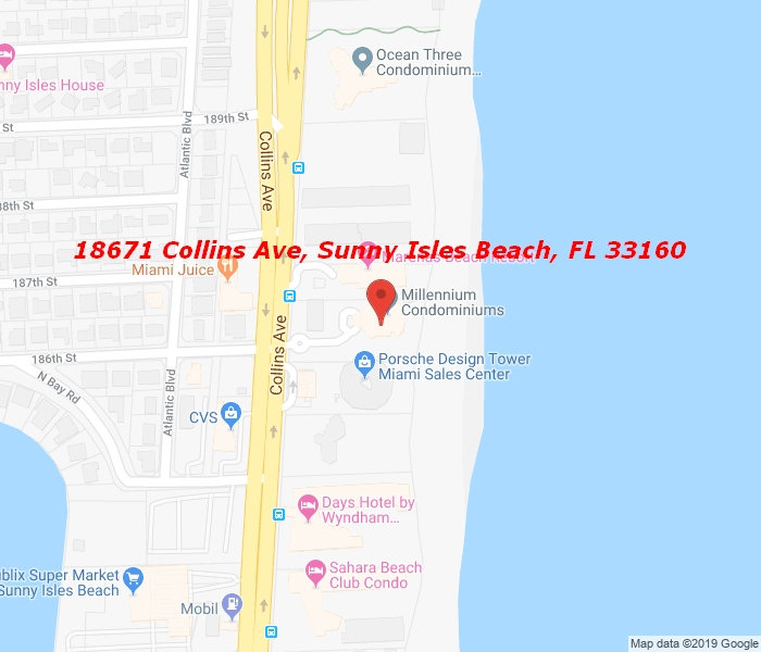 18671 Collins Ave #3102, Sunny Isles Beach, Florida, 33160